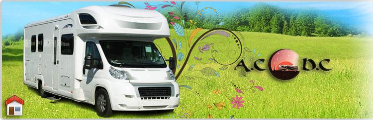 Acdc Tous Les Accessoires Pour Votre Camping Car Et Vehicule De